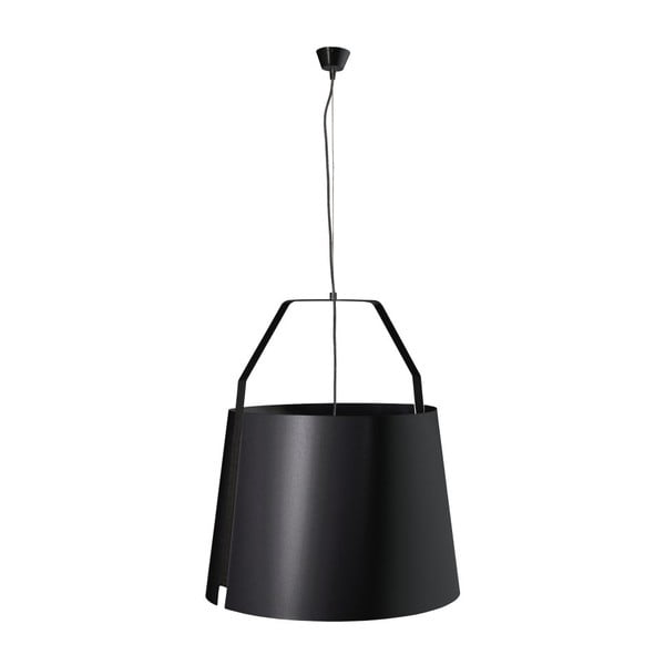 Lampa sufitowa Leaf M Black