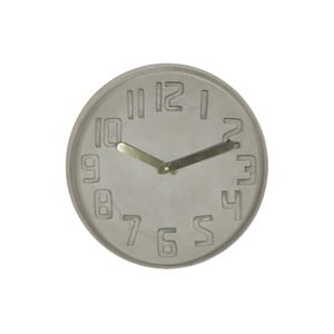 Zegar Concrete, 35 cm