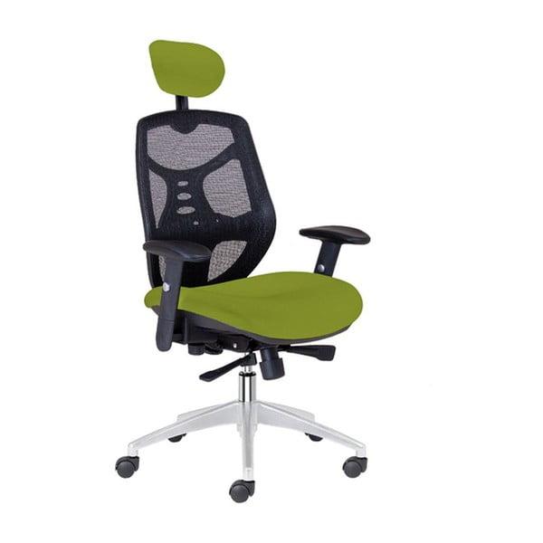Krzesło biurowe Norton XL, zielone