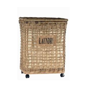 Kosz na pranie z rattanu koboo HSM Collection Laundry