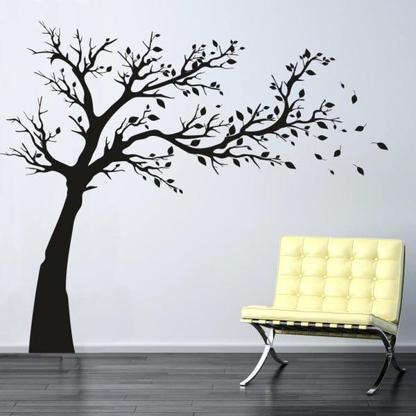 Naklejka ścienna Drzewo, prawa strona