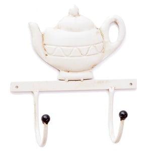 Wieszak ścienny Bolzonella White Teapot