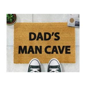 Wycieraczka Artsy Doormats Dad's Mancave, 40x60 cm