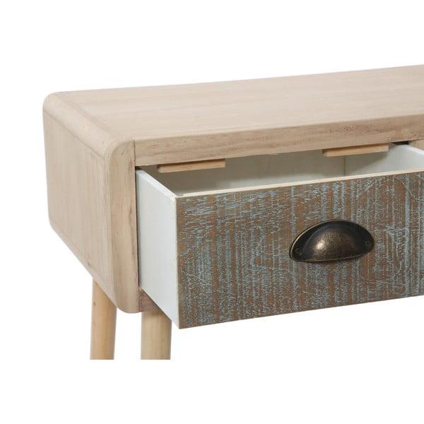 Stolik Bolzonella z dwiema szufladami
