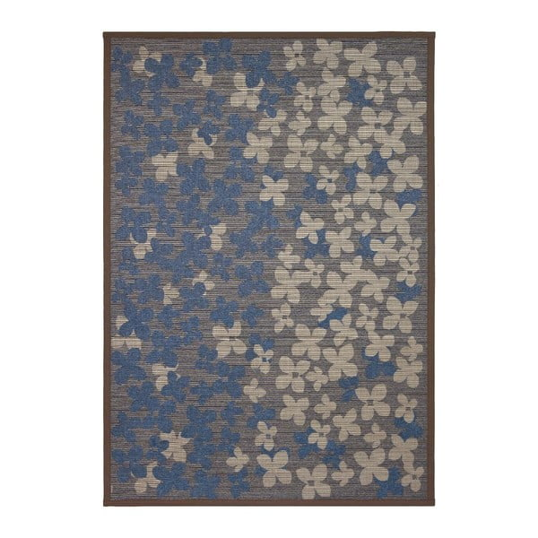Dywan NW Brown/Blue, 160x230 cm