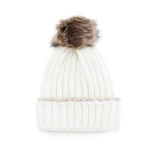 Biała   czapka Florence