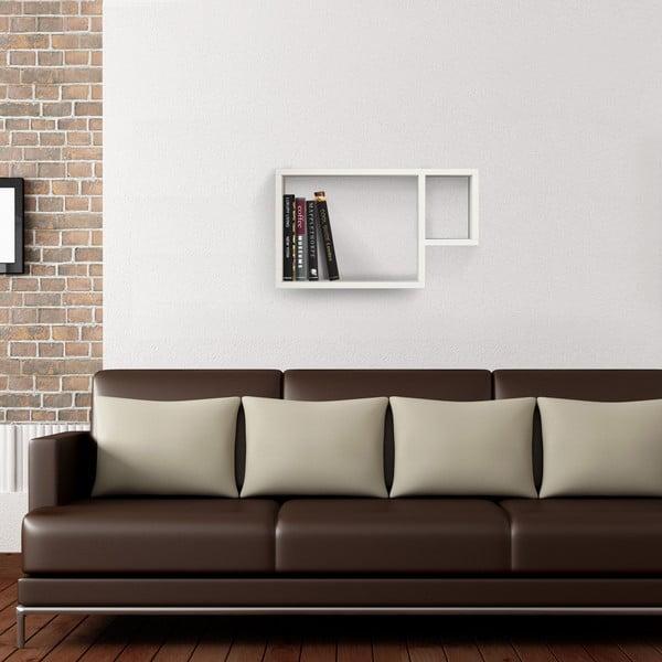 Półka Kupa 34x57 cm White