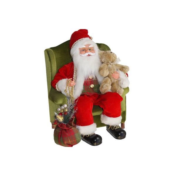 Dekoracyjna figurka Majestic Santa