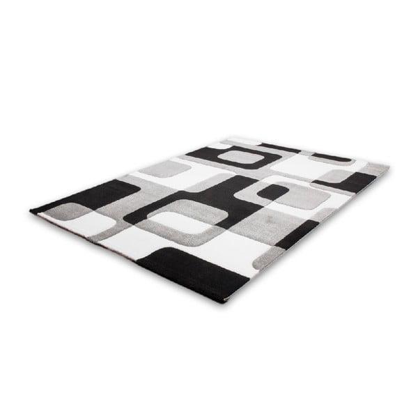 Dywan Melusine 441 Black, 80x300 cm