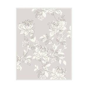 Koc Winter Blossom, 150x200 cm