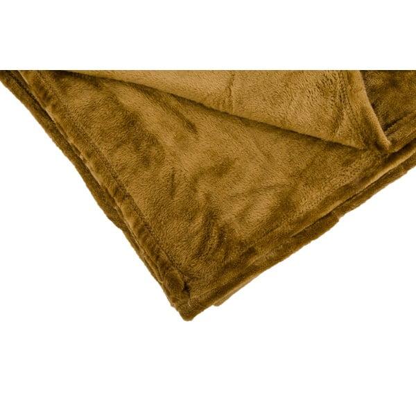 Pled Toison Green, 125x150 cm