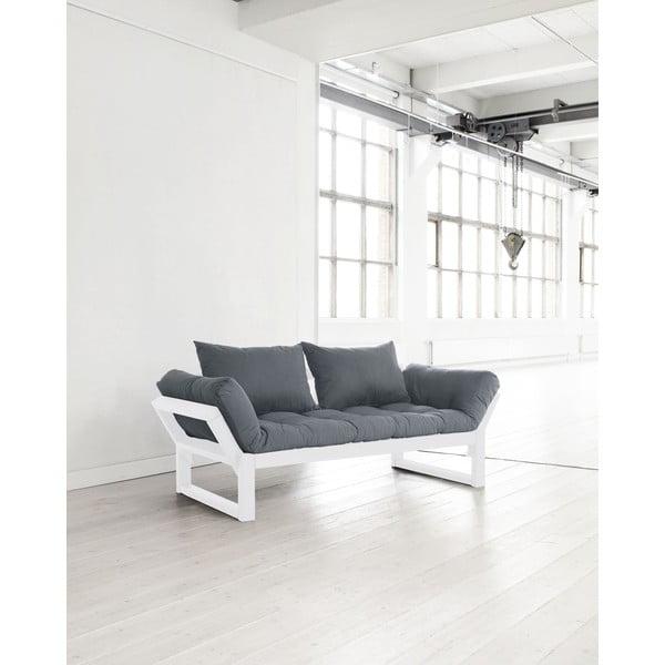 Sofa Karup Edge White/Gris