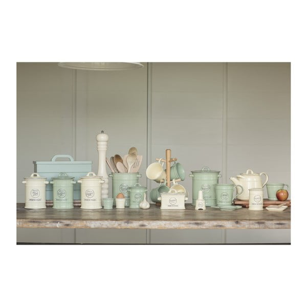 Kremowy dzbanek porcelanowy T&G Woodware Pride of Place, 1,5 l