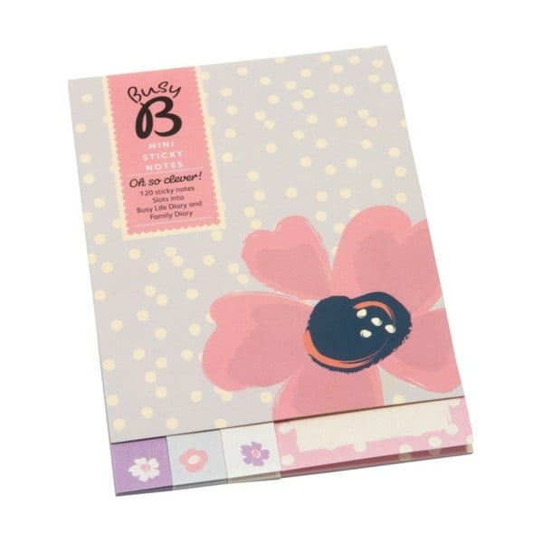 Karteczki samoprzylepne Busy B Floral Busy Life