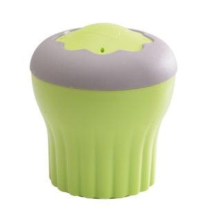 Forma do pieczenia ciastek w kuchence mikrofalowej Jean Dubost, zielona