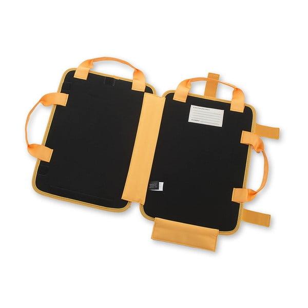 "Torba na notebook 13,5"" Moleskine, żółta"