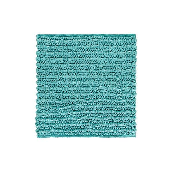 Dywanik łazienkowy Cesar 60x60 cm, turkusowy