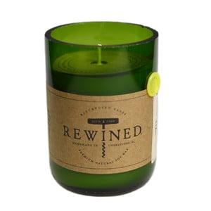 Świeczka Rewined Candles Pinot Grigio, 80 godz.