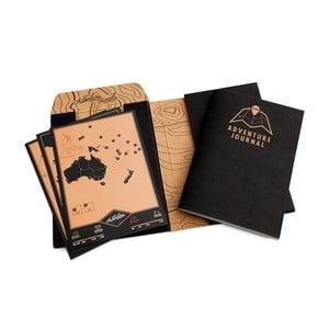Zestaw podróżnika Adventure Journal