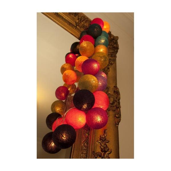 Girlanda świetlna Mexican, 20 światełek