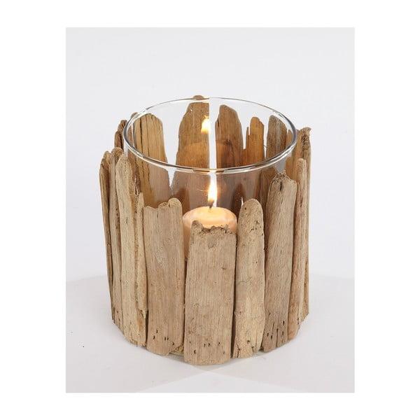 Świecznik Artesania Esteban Ferrer Driftwood