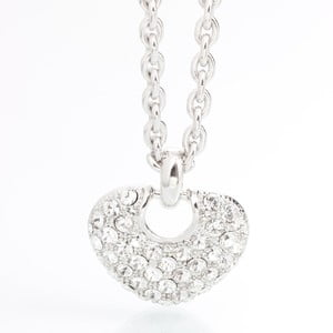 Naszyjnik Laura Bruni Swarovski Elements Heart