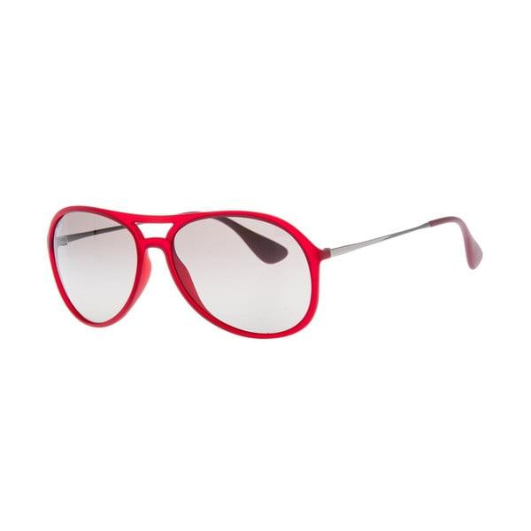 Męskie okulary przeciwsłoneczne Ray-Ban 4201 Red