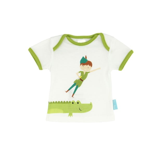 Dziecięca koszulka z krótkim rękawem Peter, 6-9 miesięcy