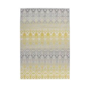Dywan Fusion 785 Yellow, 80x150 cm