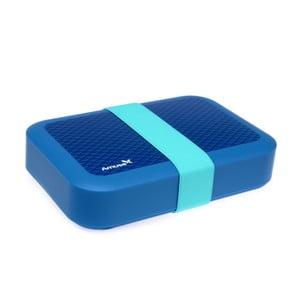Pudełko śniadaniowe Amuse, niebieskie