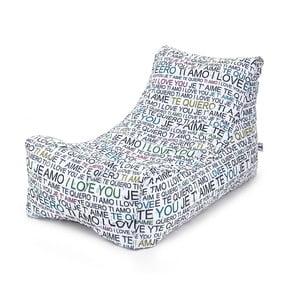 Worek do siedzenia I Love You Chair
