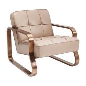 Fotel skórzany Kare Design Dune