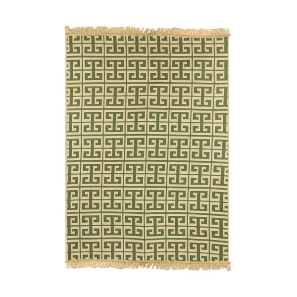 Zielony dywan Ya Rugs Tee, 80x150cm