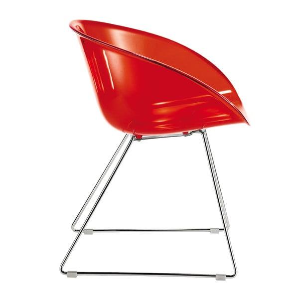 Krzesło Gliss 921, czerwone