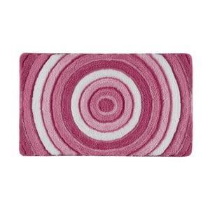 Dywanik łazienkowy Efesus Pink, 60x100 cm