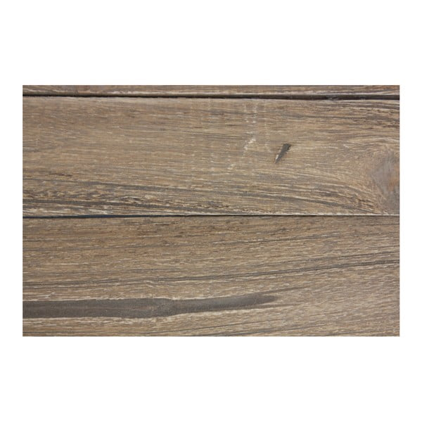 Ławka z drewna tekowego HSM collection Bench Pank