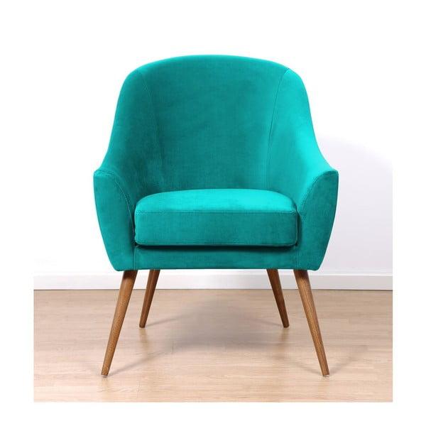 Fotel Herman Turquoise