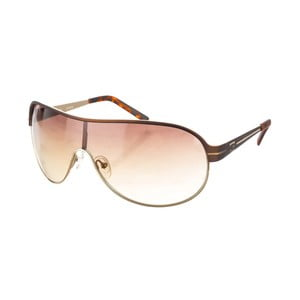 Męskie okulary przeciwsłoneczne Guess 792 Brown