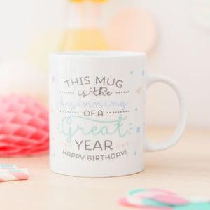 Kubek Mr. Wonderful This mug, 350 ml