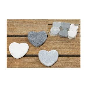 Zestaw 12 konfetti Boltze Heart