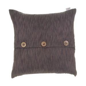 Poszewka na poduszkę Apolena Dina, brązowa