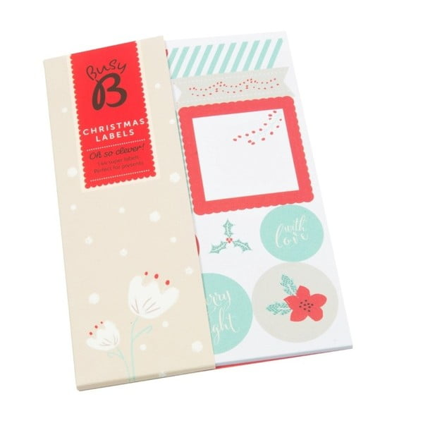 Karteczki samoprzylepne świąteczne Busy B