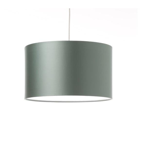Stalowo-niebieska lampa wisząca 4room Artist, zmienna długość, Ø 42 cm