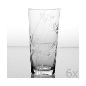 Zestaw 6 szklanek Kminek 480 ml