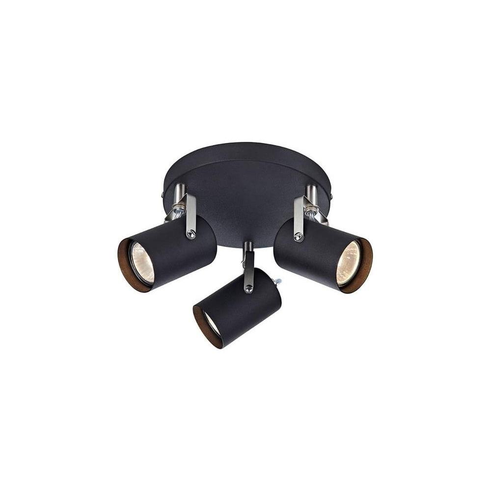 Czarna lampa wisząca Markslöjd Key