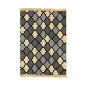 Szaro-beżowy dywan Ya Rugs Duvar, 80x150cm