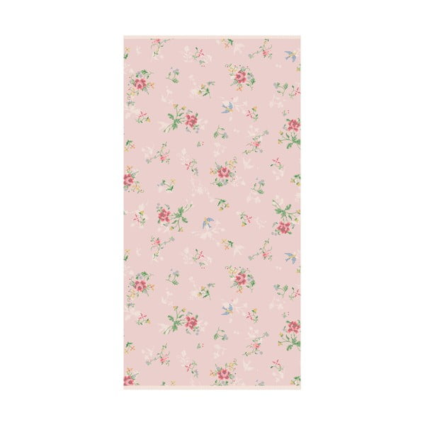 Ręcznik Granny Pip Pink, 70x140 cm