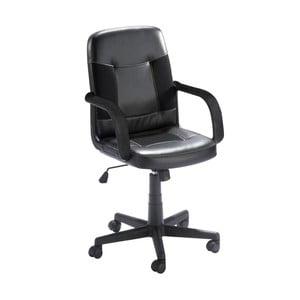 Czarny fotel biurowy 13Casa Lawyer A15