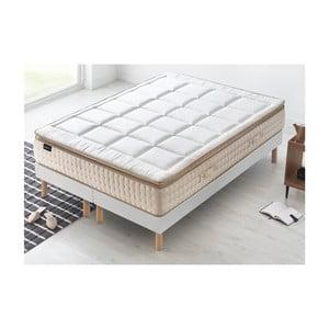 Łóżko 2-osobowe z materacem Bobochic Paris Cashmere, 80x200 cm + 80 + 200 cm