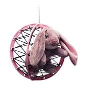 Wiszący pojemnik Pink Pluk